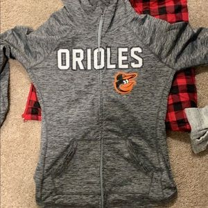 Jackets & Blazers - Orioles Jacket sz M